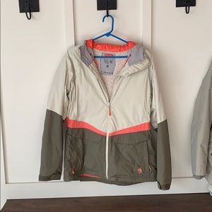 Mountain Hardwear women's jacket- Large